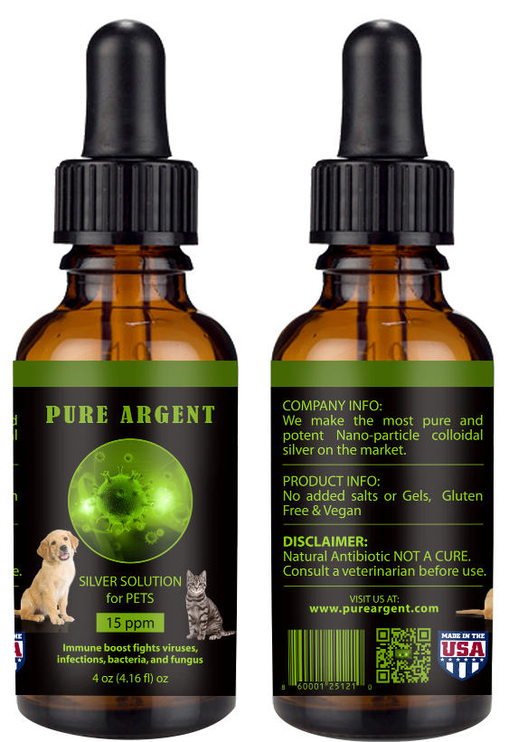 Silver Solution for Pets